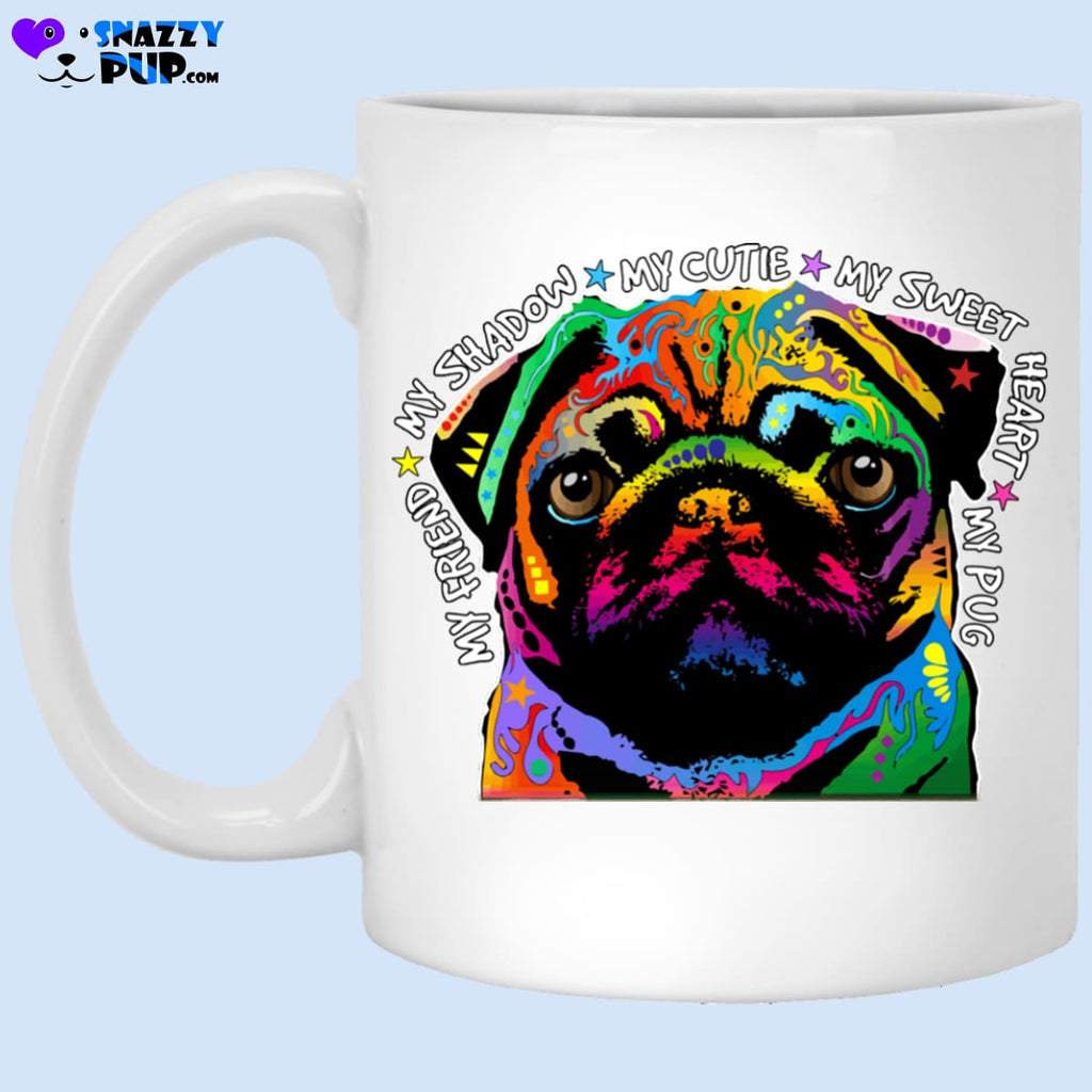 My Pug My Friend - Apparel