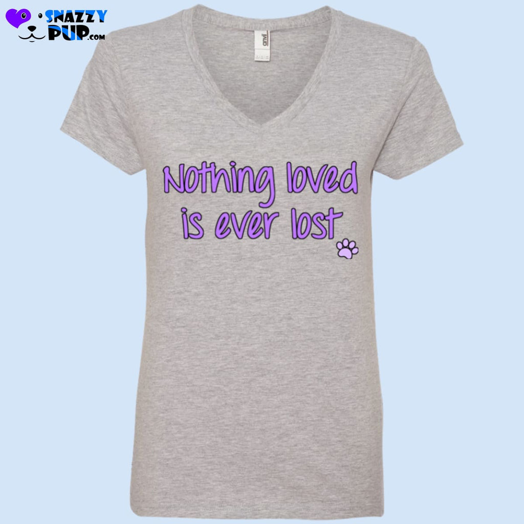 Nothing Loved Is Ever Lost - T-Shirts