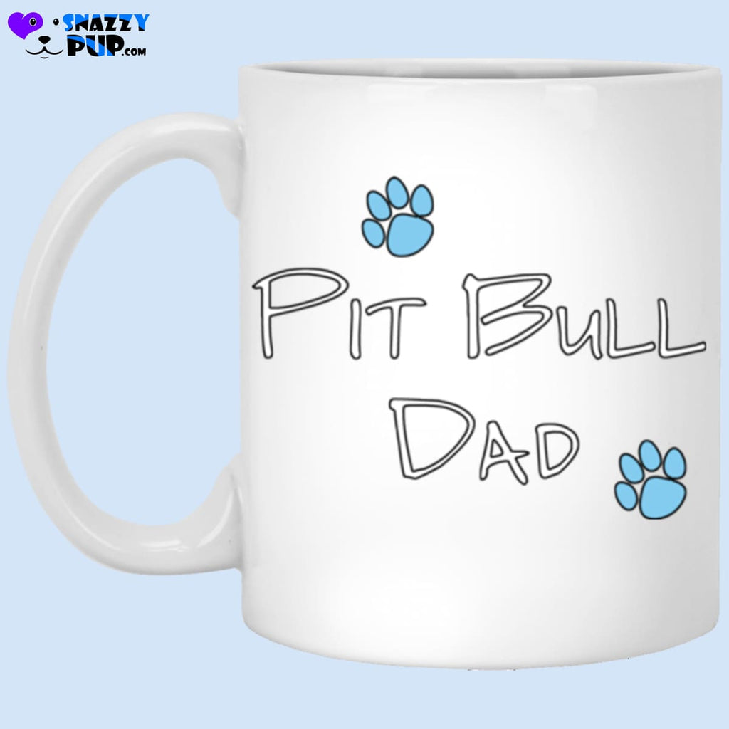 Pit Bull Dad - Apparel