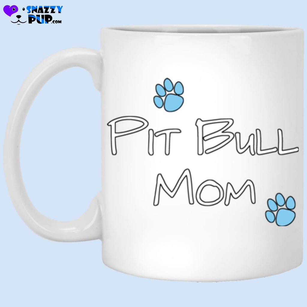 Pit Bull Mom - Apparel
