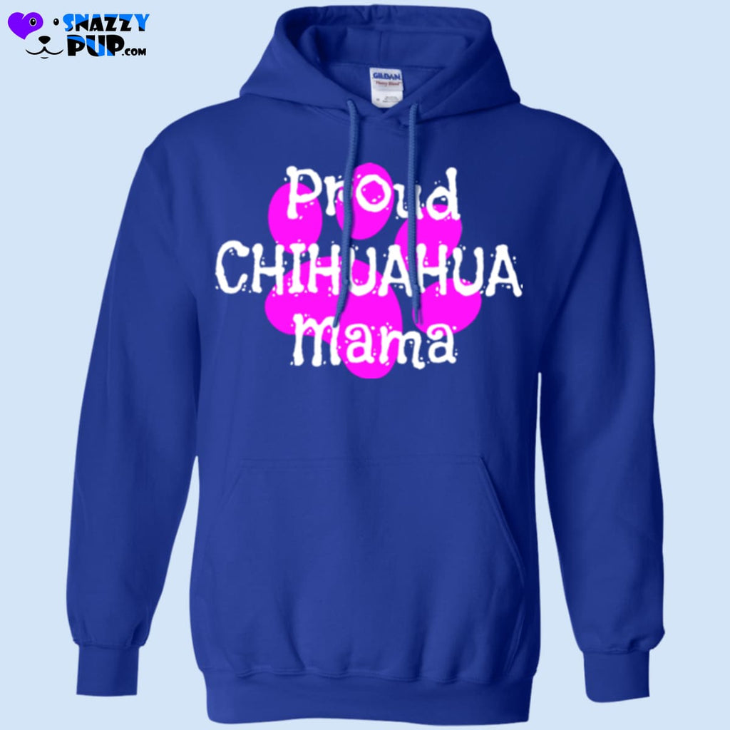 Proud Chihuahua Mama - Apparel