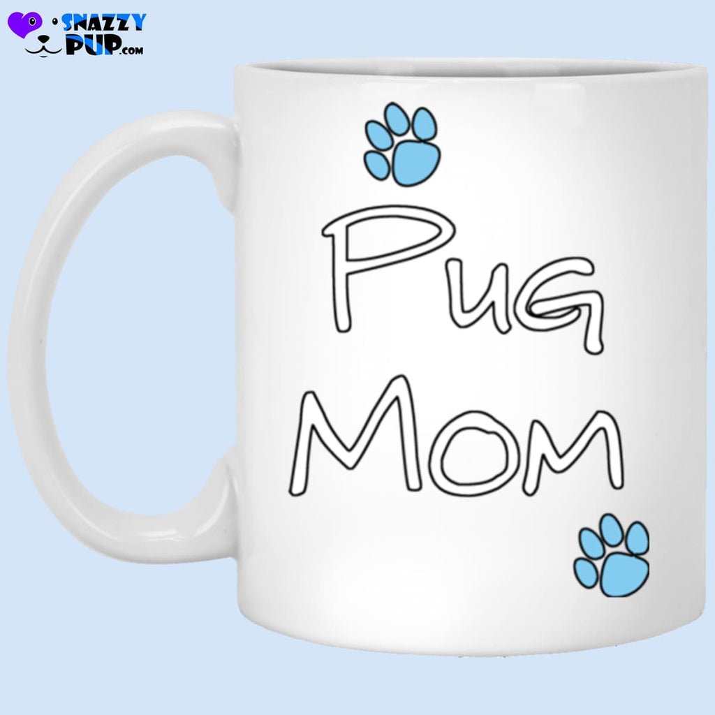 Pug Mom - Apparel