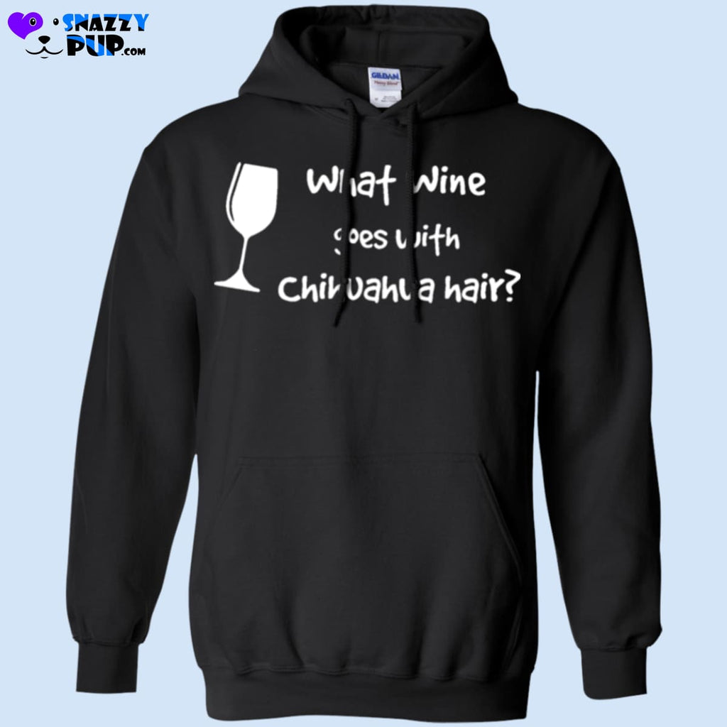 What Wine Goes With Chihuahua Hair - Apparel