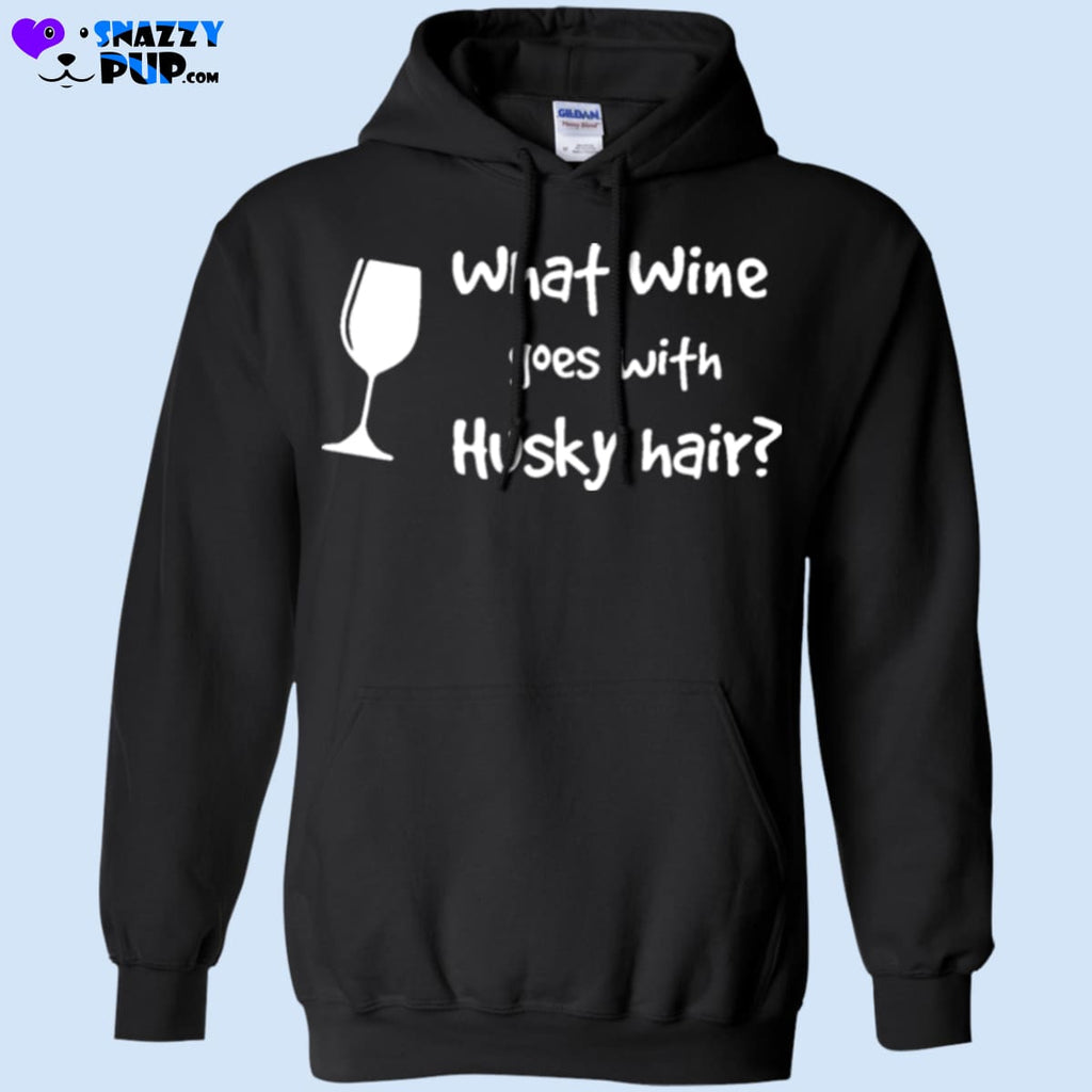 What Wine Goes With Husky Hair - Apparel