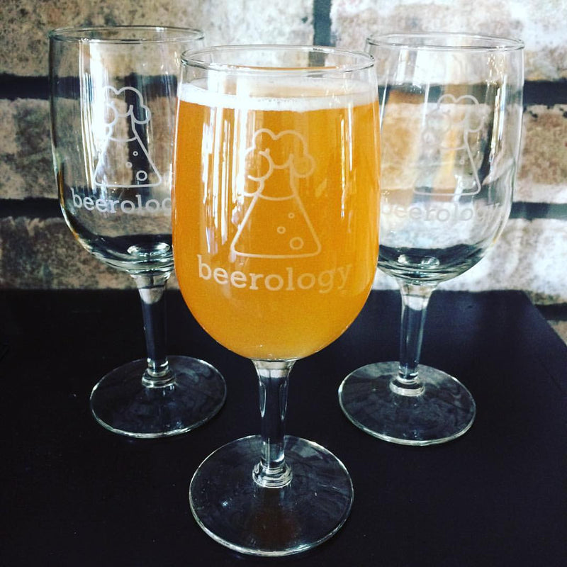 Beerology Taster Glass