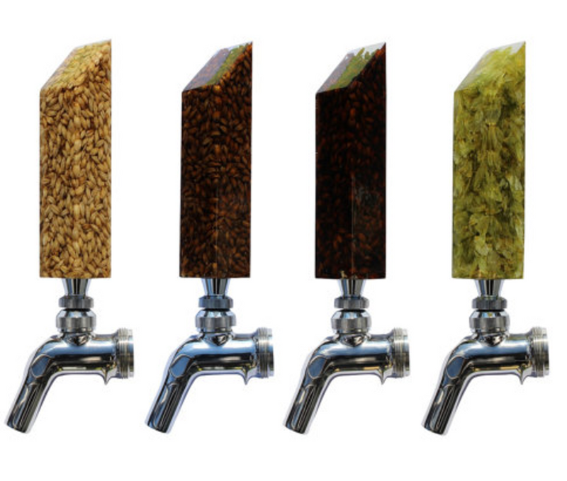 Drink the Rainbow Tap Handles
