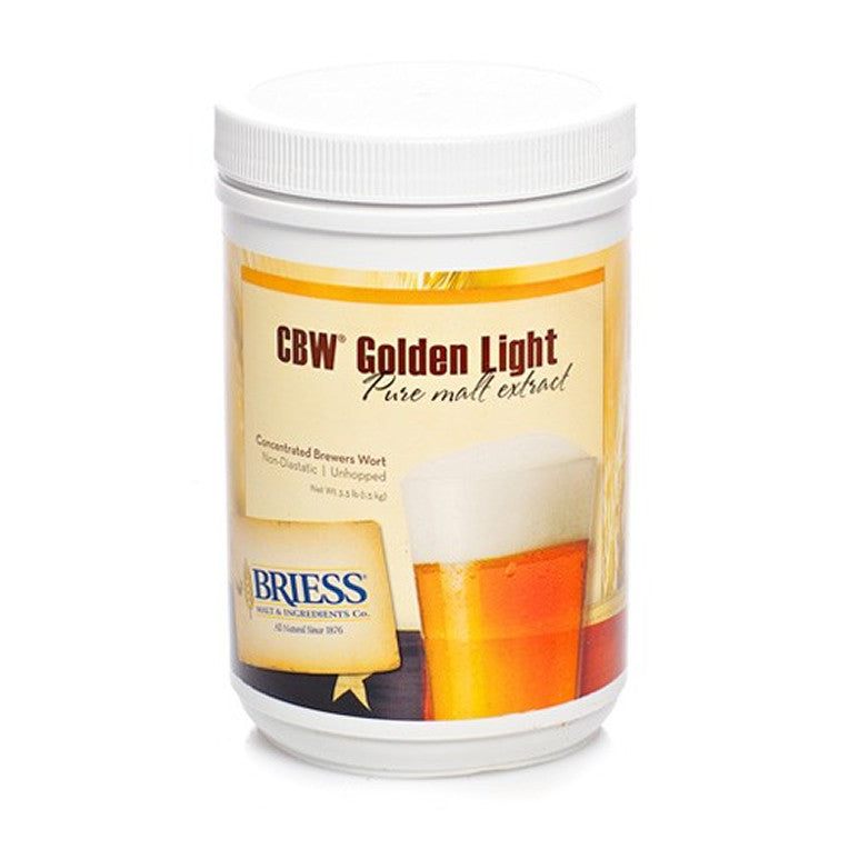 CBW Golden Light Liquid Malt Extract