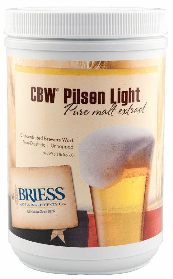 CBW Pilsen Light Liquid Malt Extract