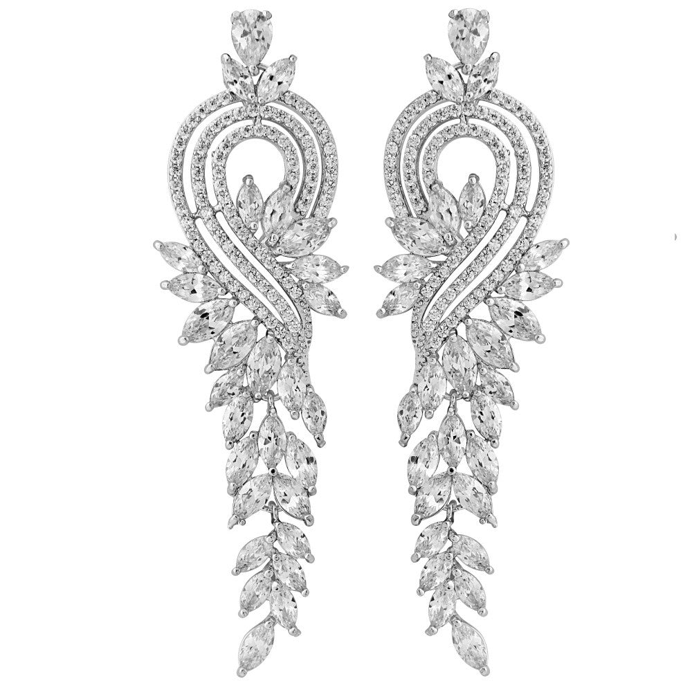 AVOS Crystal Extravagance Earrings