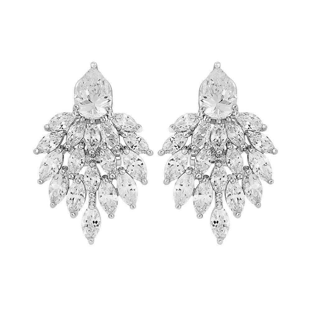 AVOS Cubic Zirconia Collection - Statement Earrings - ASE0103