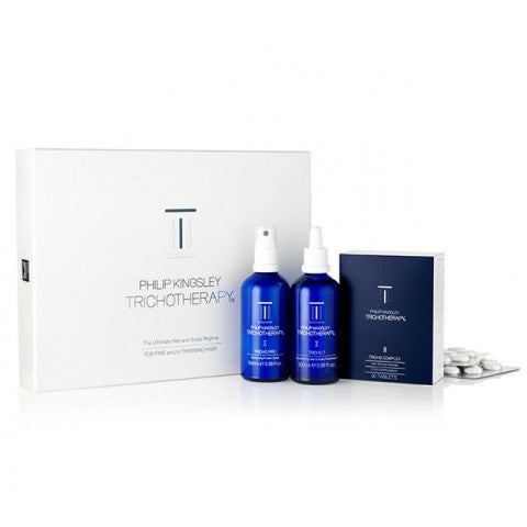 Philip Kingsley Trichotherapy Regime Kit