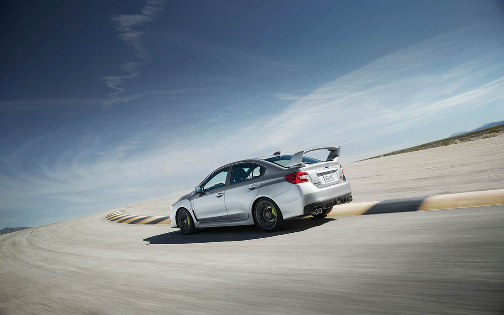 Subaru WRX STI 2018 : Encore plus belle, plus performante et plus confortable