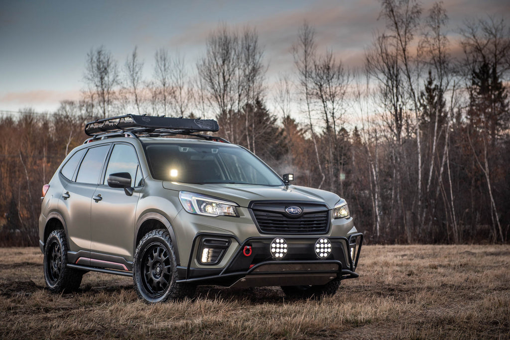 2020 Subaru Forester Sport - Army green