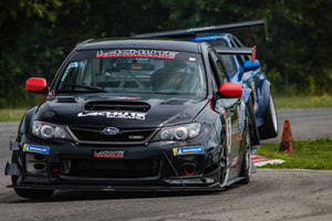 Dernier Time Attack ASE - Lachute Performance triomphe