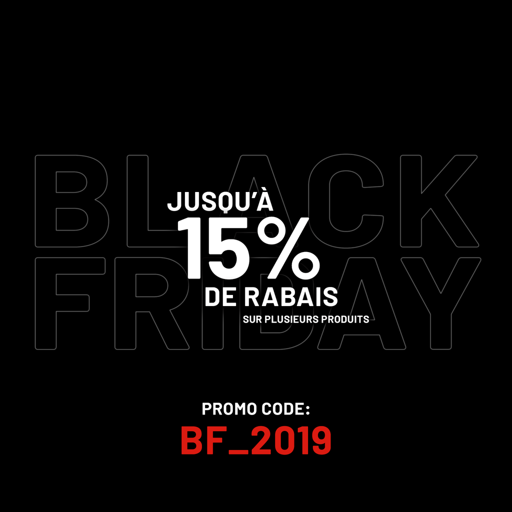 Black Friday / Vendredi fou