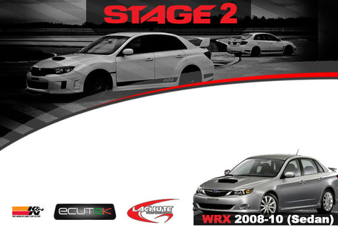 Lachute Performance - Stage 2 - WRX 2008-2010 Sedan