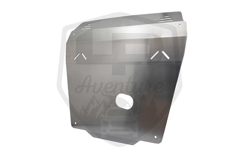 LP Aventure - engine - skid plate - 2020-2021 Outback