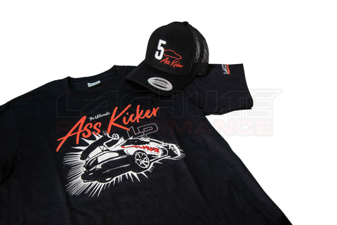 Combo T-shirt / Casquette The AssKicker