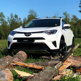 LP Aventure - Hood light brackets (Pair) - 2016-2018 Toyota RAV4