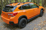 LP Aventure Rock sliders - Subaru Crosstrek - 2018+