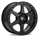 LP Aventure wheels - LP3 - 18x8 ET38 5x100 - Matte Black