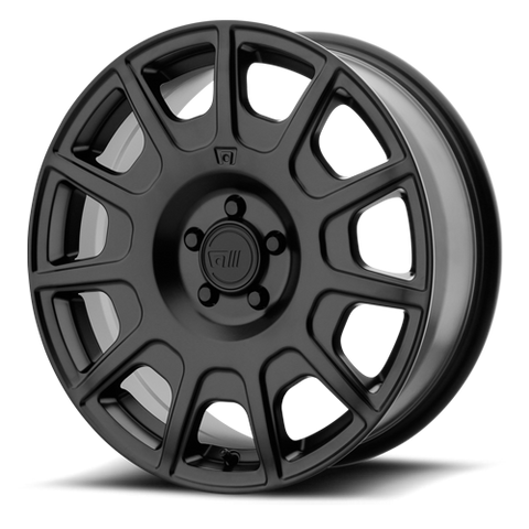Motegi Racing MR139 - 17x7.5 - 5x114.3 - Satin black