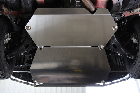 LP Aventure skid plate for CVT Transmission - Subaru XV
