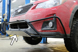 Front Plate - Crosstrek - small & big bumper guards - Option