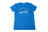 T-Shirt LP Aventure - Crosstrek - Blue