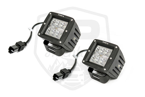 "TrailFX LED Cube Lights 3"" - PAIR"