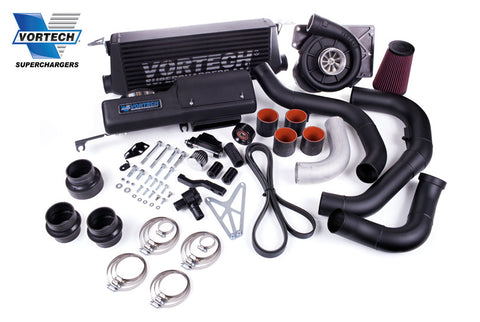 FR-S/BRZ Tuner Kit Vortech Supercharger - 4TF218-114