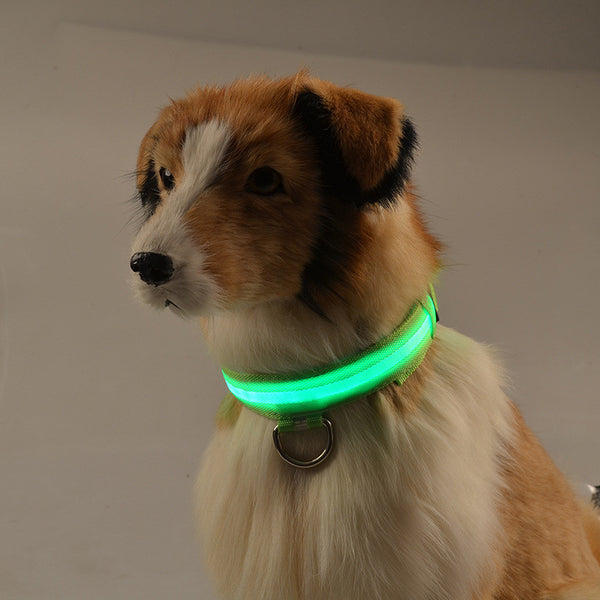 LED Safety Collar For Dogs, and Cats
