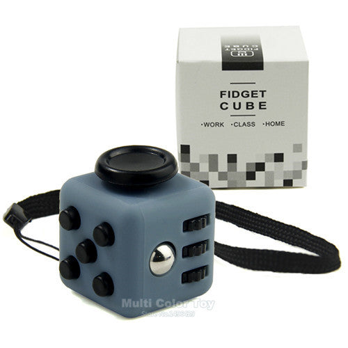 Fidget Cube - Relieves Stress and Anxiety, Toy for Work, Class, Home