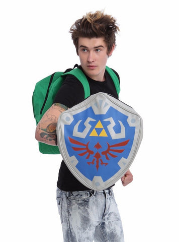 The Legend of Zelda Shield Backpack