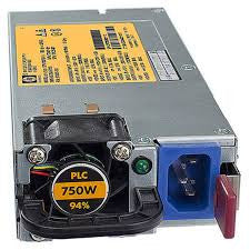 HP 512327-B21 - 750W CS HE Power Supply Kit