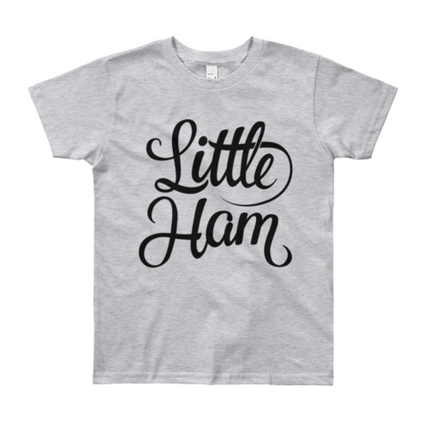 Little Ham Toddler Tee