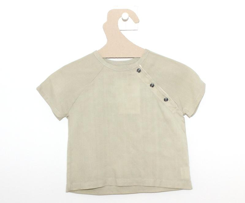 Chemise Camillo Beige-Chemise-Tale Me