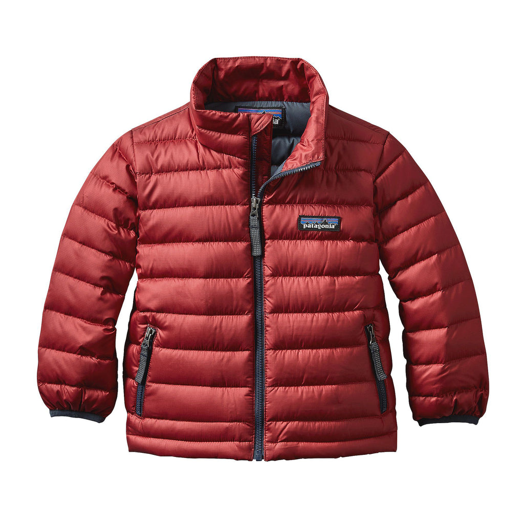Manteau Patagonia duvet down sweater Classic Red-Manteau-Tale Me