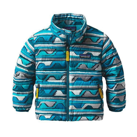 Manteau Patagonia duvet down sweater Deep Sea Blue-Manteau-Tale Me