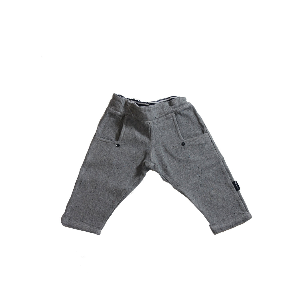 Pantalon Tweed Gris-Pantalon-Tale Me