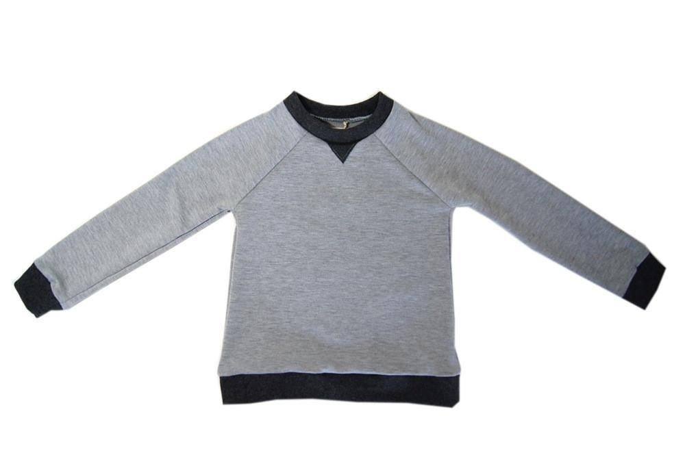 Pull Bleu/Gris-Pull-Tale Me