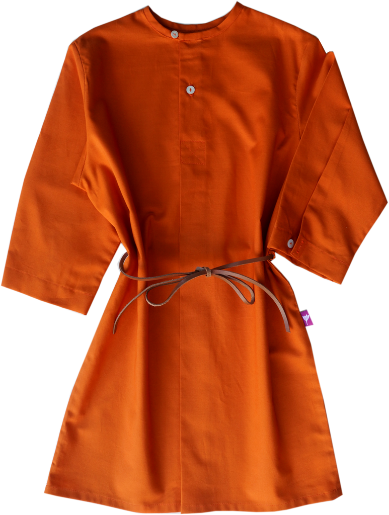 Robe Baïkal Orange-Robe-Tale Me