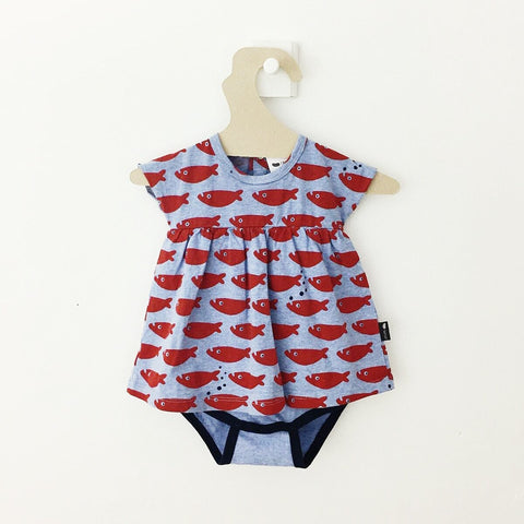 Robe Body Poissons-Robe-Tale Me