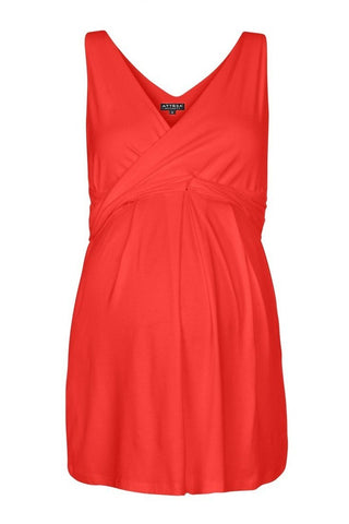 Robe Cache Coeur Rouge-Robe-Tale Me