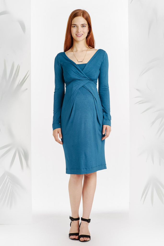 Robe Holly Cobalt-Robe-Tale Me