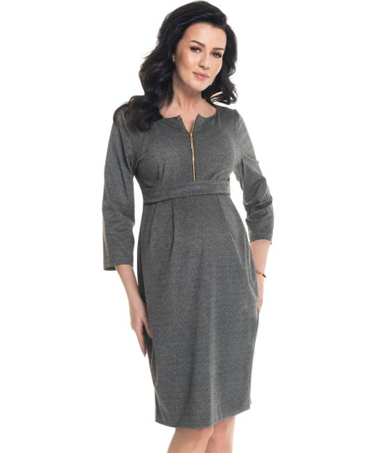 Robe Margot Anthracite-Robe-Tale Me