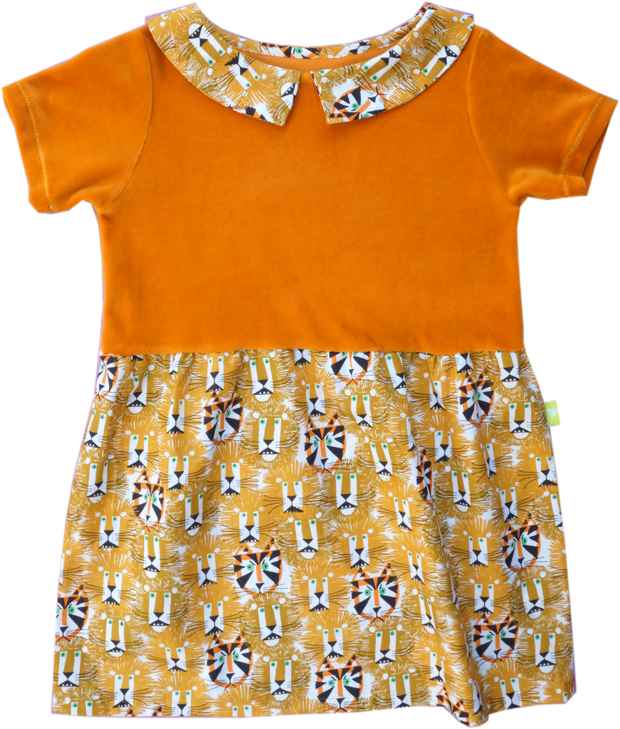 Robe Poïka Orange-Robe-Tale Me
