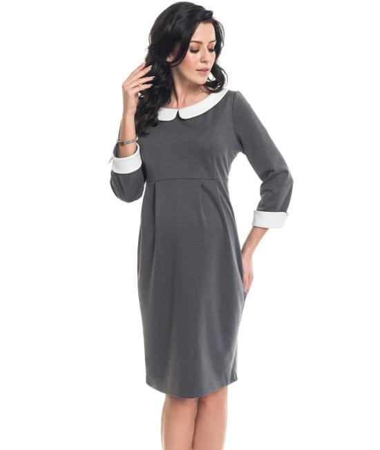 Robe Zoé anthracite-Robe-Tale Me