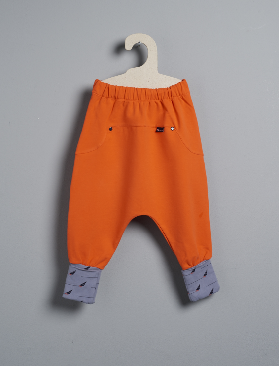 Sarouel Omer Orange-Pantalon-Tale Me