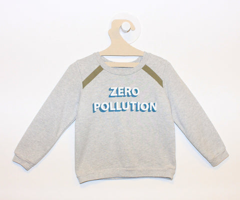 Sweatshirt Zero Pollution-Pull-Tale Me